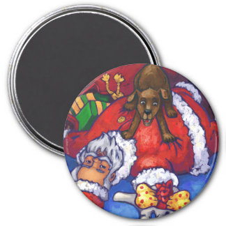 Christmas Wish Refrigerator Magnet