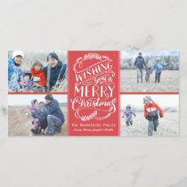 Christmas Wishes Collection 4 Photo Holiday