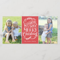 Christmas Wishes Collection Holiday Card