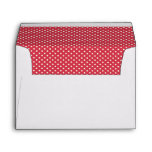 Christmas Wishes Custom Envelope