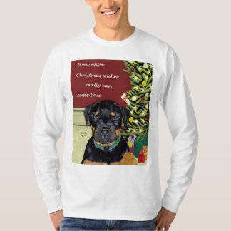 Christmas Wishes long-sleeved tee