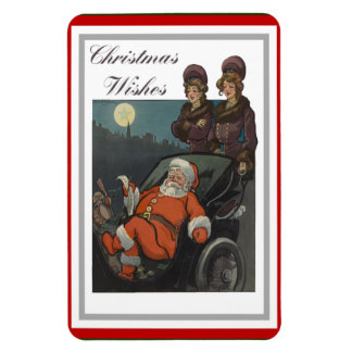 Christmas Wishes Magnet