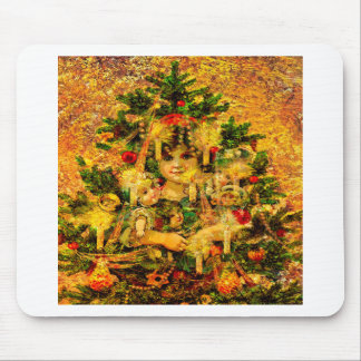 CHRISTMAS WISHES MOUSE PAD
