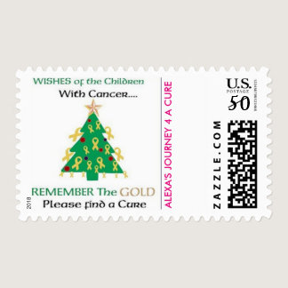 Christmas Wishes of the Children with Cancer ..... Postage