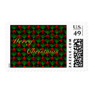 Christmas Wishes Postage