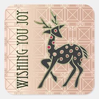Christmas Wishing You Joy Stickers