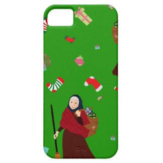 christmas witch Befana iPhone SE/5/5s Case
