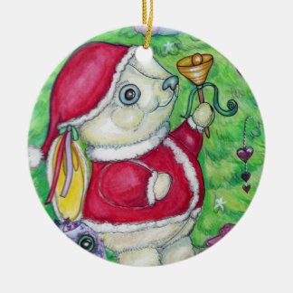 Christmas with Pookie Christmas Tree Ornaments