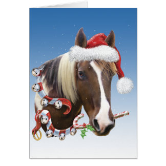 Christmas With Rodger Greeting Card
