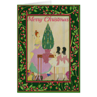 Christmas with the Girls Card