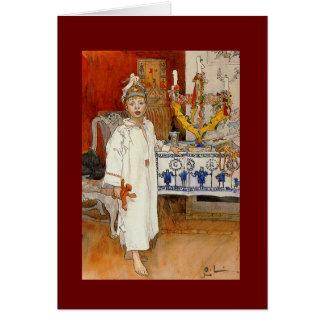 Christmas with Ulf 1894 Card