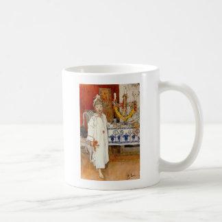 Christmas with Ulf 1894 Coffee Mug