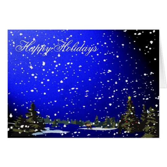 Christmas Wonder Card