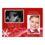 "Christmas Wonder Holiday Photo Card 5"" X 7"" Invitation Card"