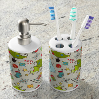 Christmas Wonderland Fun Bath Set