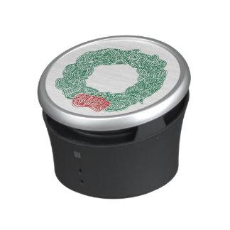 Christmas Wreath Bluetooth Speaker