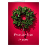 Christmas Wreath Cards
