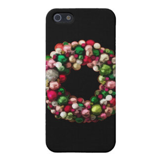 Christmas Wreath Case For iPhone 5