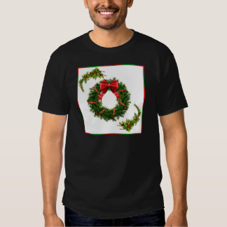 Christmas Wreath Design Collection - Gifts Shirt