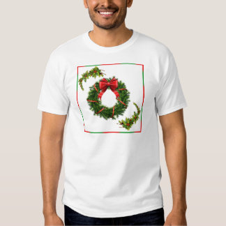 Christmas Wreath Design Collection - Gifts T-shirt