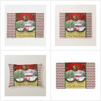 Christmas Wreath Frame
