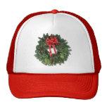 Christmas Wreath Hat