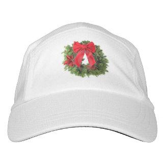 Christmas Wreath Headsweats Hat