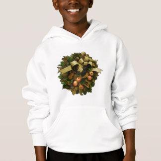Christmas Wreath Hoodie