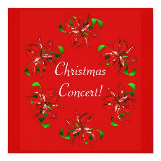 Christmas Wreath Invitation