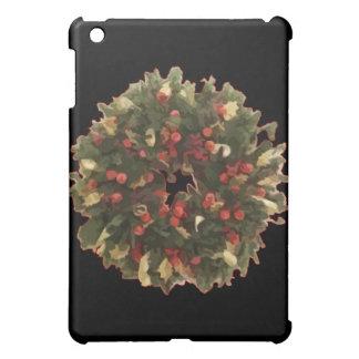 Christmas Wreath iPad Mini Case