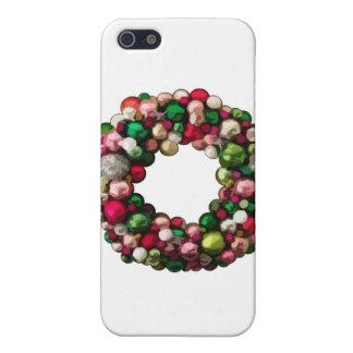 Christmas Wreath iPhone 5 Case