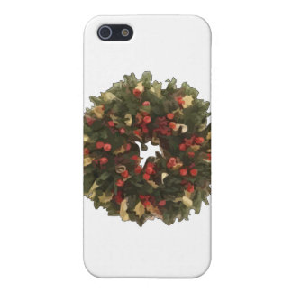 Christmas Wreath iPhone 5 Cover