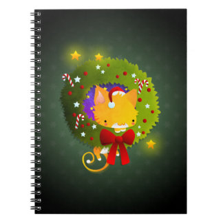 Christmas Wreath Journals