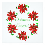 Christmas Wreath Personalized Announcement