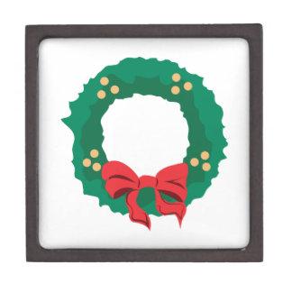 Christmas Wreath Premium Gift Box