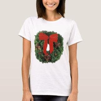 Christmas Wreath T-Shirt