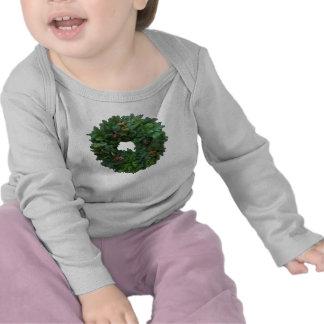 Christmas Wreath Tshirts