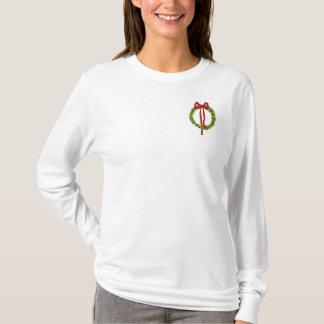 Christmas Wreaths Women's Shirt