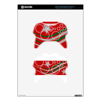 Christmas Xbox 360 Controller Skins