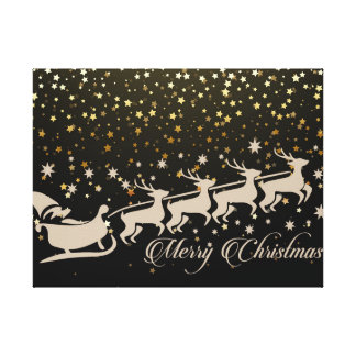 Christmas Xmas Canvas Print