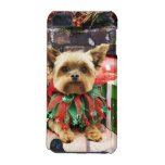 Christmas - Yorkie - Bentley iPod Touch (5th Generation) Cover