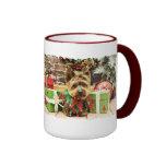 Christmas - Yorkie - Suzy Ringer Coffee Mug