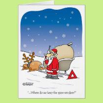 Christmas   You = <3 Card