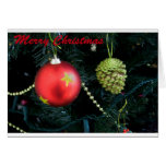 christmascard2 greeting cards