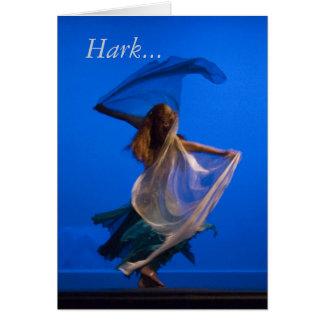 ChristmasCard, Hark... Cards
