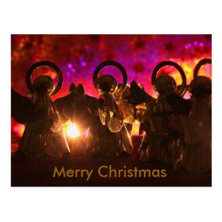Christmascard Postcard