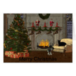 ChristmasCozy2 Greeting Cards