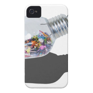 ChristmasOrnamentOfPeople072714.png Case-Mate iPhone 4 Case
