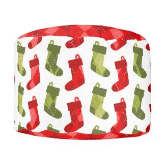 Christmass (9).jpg round pouf