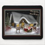 Christmassy Mousepad Alfombrilla De Raton